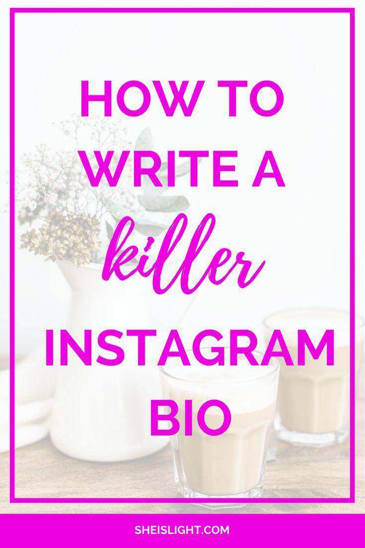 Best 25+ Instagram Bio Ideas On Pinterest