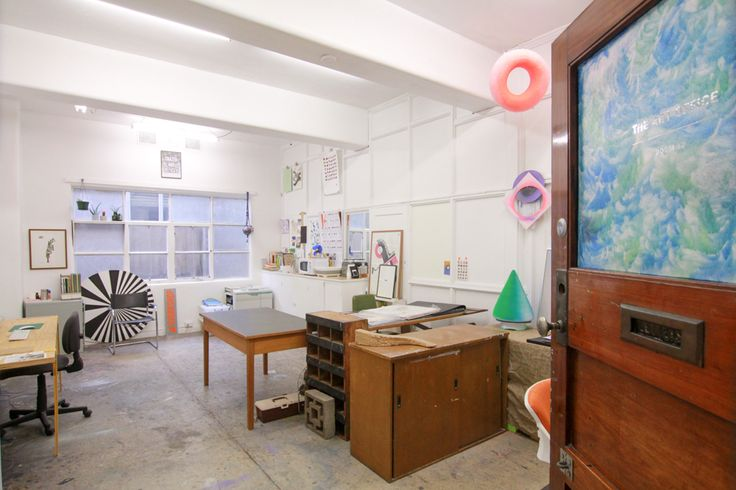 The Art Office in Nicholas Building   Find a Space   Creative Spaces