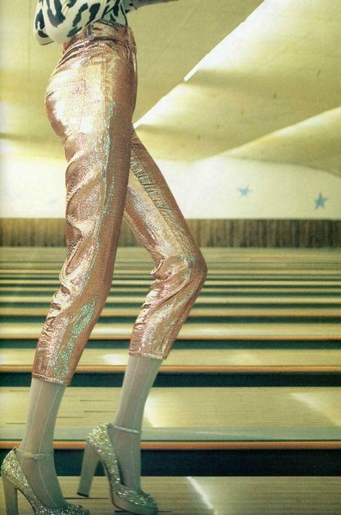 Disco glitter queen starlet.