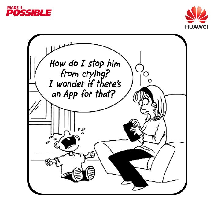 What's your dream app?   #huawei