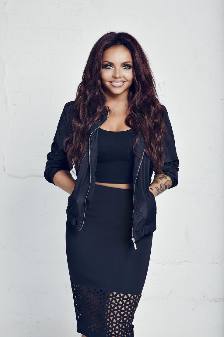 Jesy Nelson is hot don't lie because she is