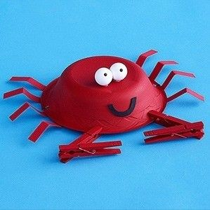 Crab craft