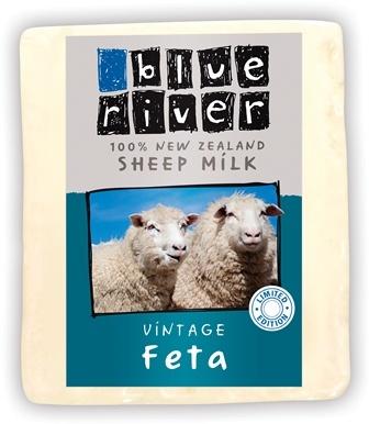 Blue River Dairy Sheep Milk Vintage Feta