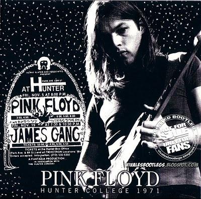 PINK FLOYD: ASSEMBLEY HALL, HUNTER COLLEGE, NEW YORK CITY, NEW YORK, USA 1971.