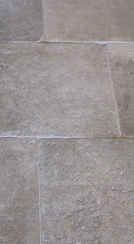 Antique Limestone Floors