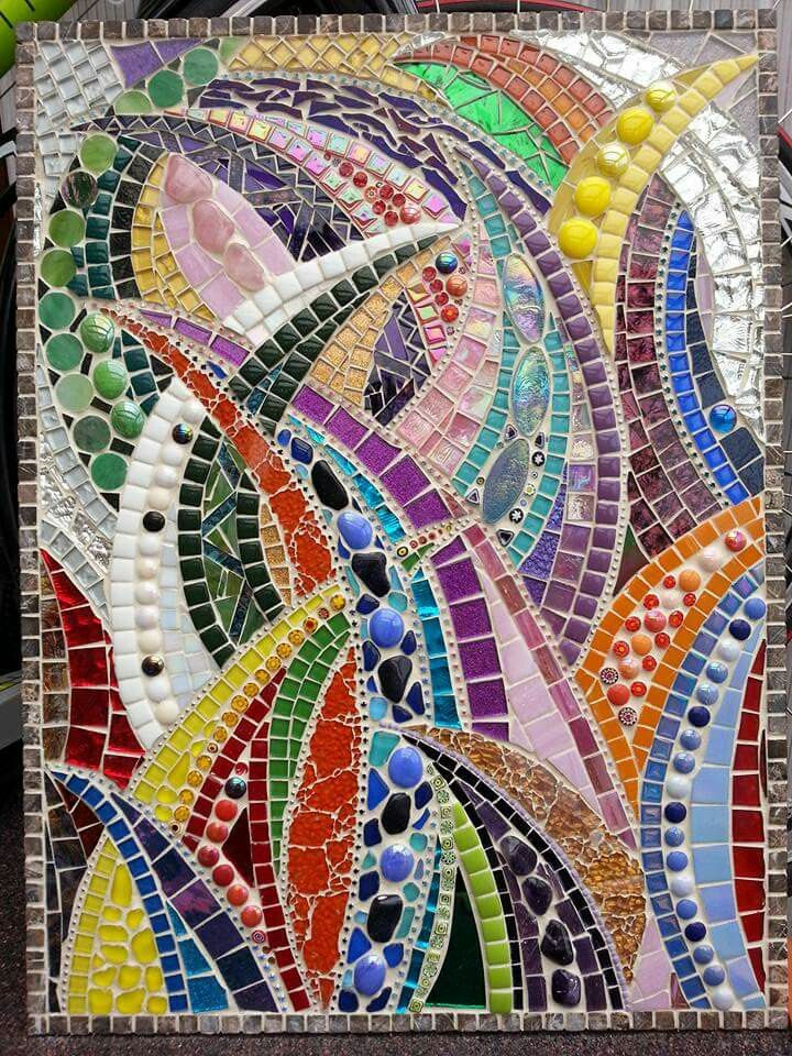 4357 Best Mosaics Images On Pinterest Mosaic Mosaic Art