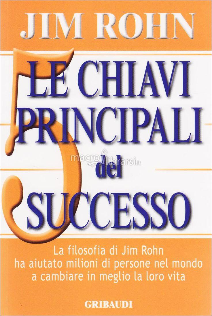 """Jim Rohn, il meglio del meglio tra i business philosophers, e autore del bestseller """"7 strategie per la ricchezza e la felicità"""", ha aiutato milioni di persone nel mondo a cambiare in meglio la loro vita."""