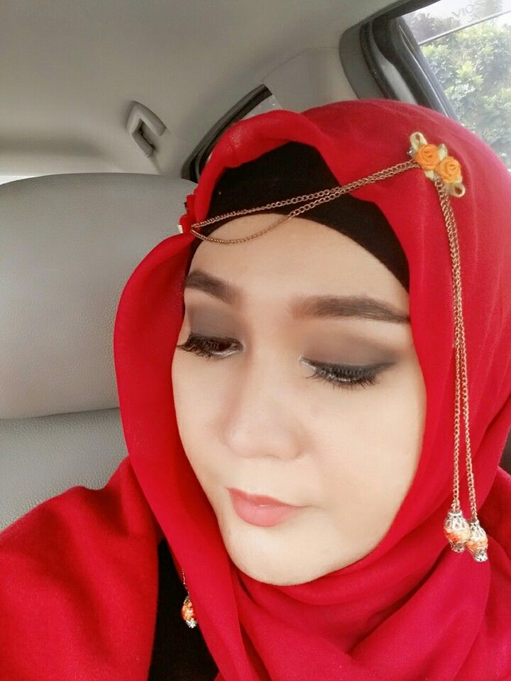 My daily make up and AISHE eyelashes AS04