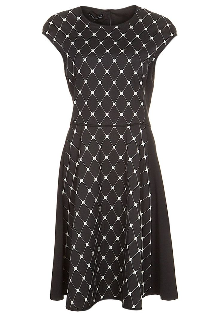Narciso Rodriguez Korte jurk Zwart