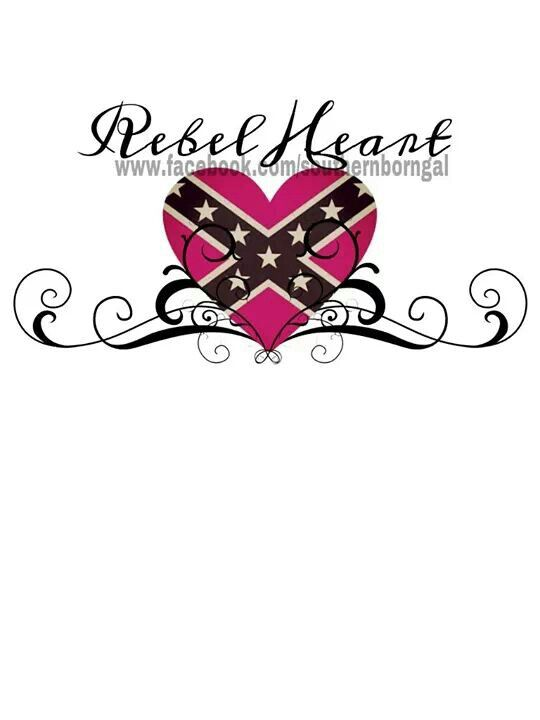 rebel flag heart coloring pages - photo#40