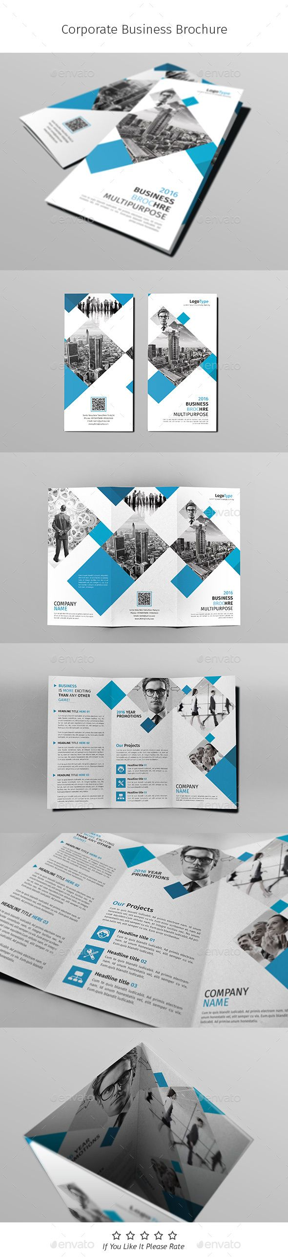 A4 Corporate Business Flyer Template PSD #design Download: http://graphicriver.net/item/a4-corporate-business-flyer-template-vol-04/13833292?ref=ksioks