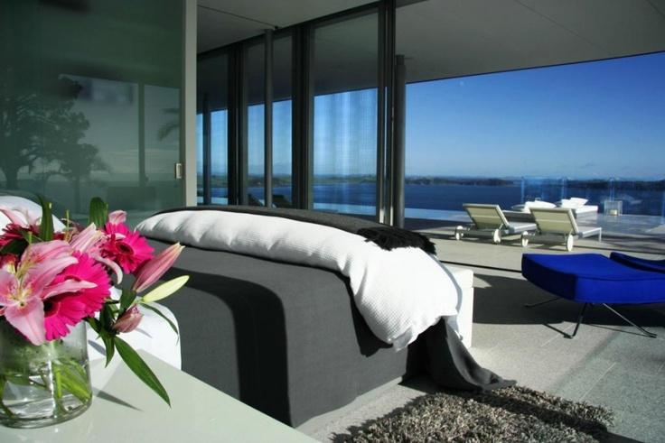 The Blue Room - Rahimoana Villa, Eagles nest, New Zealand