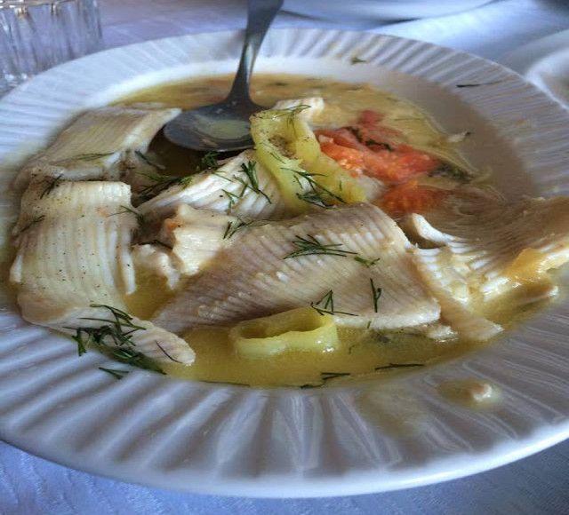 Ψαρόσουπα με λαχανικά σκέτη ! ~ ΜΑΓΕΙΡΙΚΗ ΚΑΙ ΣΥΝΤΑΓΕΣ