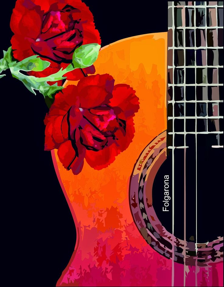 Spanish guitar (learn to play)  Guitarra española (aprender a tocar)