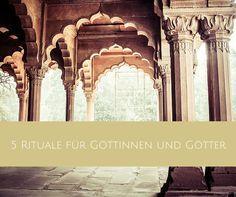 Weshalb du Morgens nicht einfach so aus dem Bett rumpeln solltest. 5 Rituale für Göttinnen und Götter. –