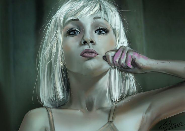 Music Channel 66.6MHz :: Sia ft. Shia LaBeouf & Maddie Ziegler - Elastic Heart