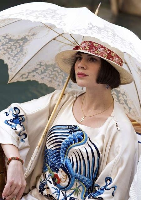 Haley Atwell as Julie Flyte in Brideshead Revisited.