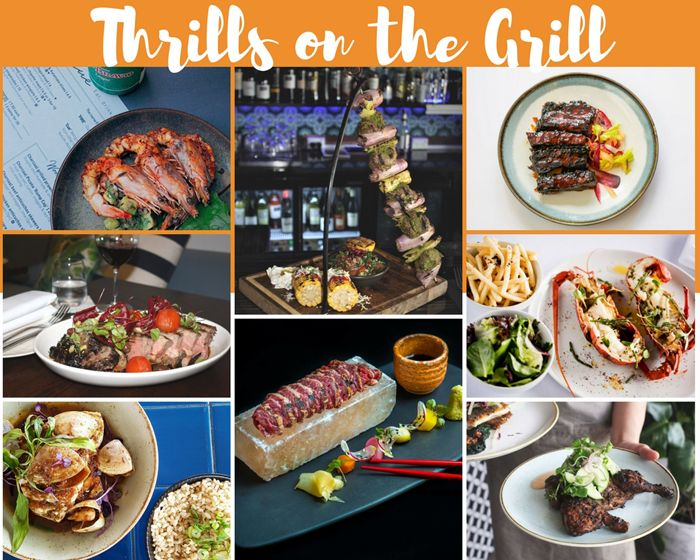 Thrills on the Grill: 8 Recipes You Need this Summer