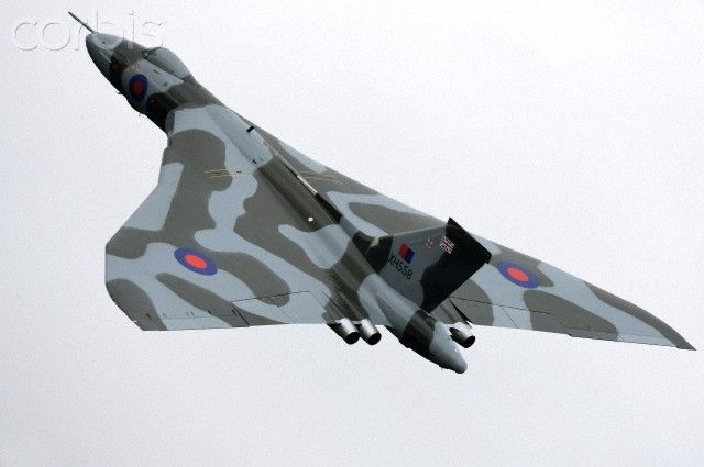 Vulcan Bomber - Battle of Britain Airshow Shoreham