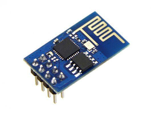 Buy WiFi Serial Transceiver Module w/ ESP8266 [114990085] | Seeedstudio