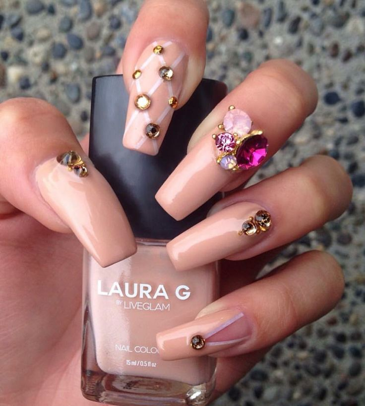 43 best Nails images on Pinterest | Nail scissors, Cute nails and ...
