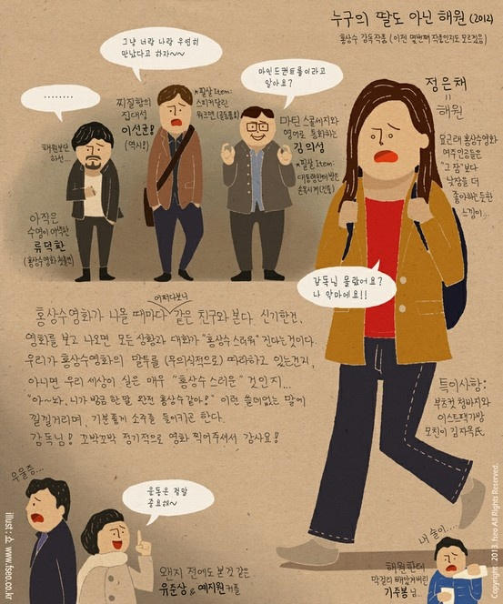 Nobody's Daughter Haewon, 2012
