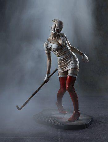 Silent Hill 2 Bubble Head Nurse Masahiro Ito Ver. 1/6 Scale Statue (Re-run) 1