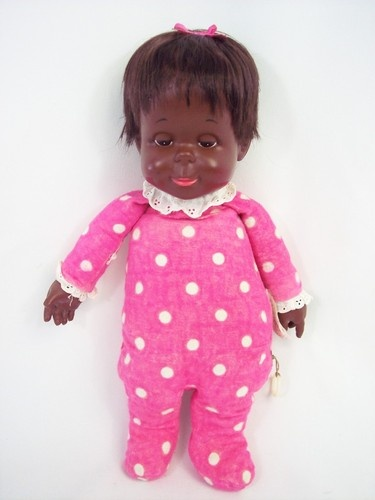 Mattel Drowsy Doll... I had this exact one. I picked it out myself from a store that was going out of business (The Outlet, maybe?) when I was a kid.