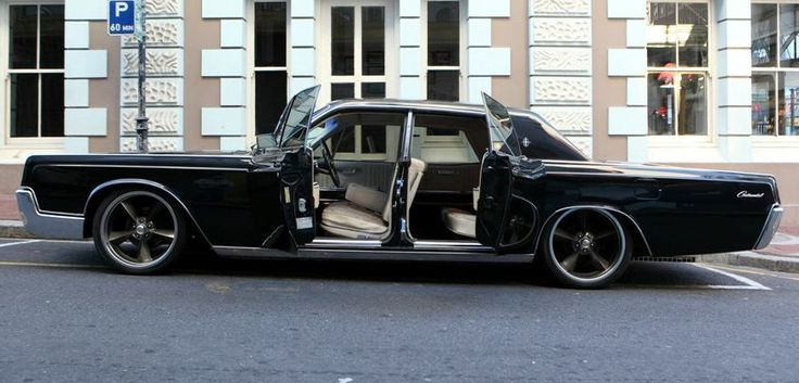 1967 Lincoln Continental My Type Of Ride Pinterest