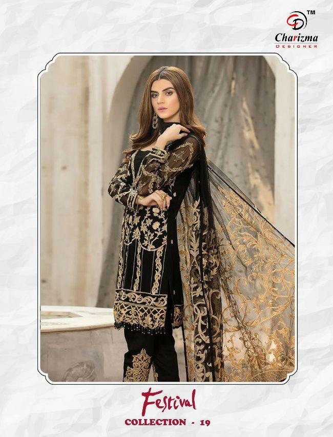 79e61f2bb3 Charizma Designer FESTOVAL COLLECTION 19 INR 4796 pcs 4. INSTOCK KAPDAVILLA  Keeping India's Tradition