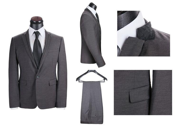 70 best Famous Brand Men Suits images on Pinterest   Man suit ...