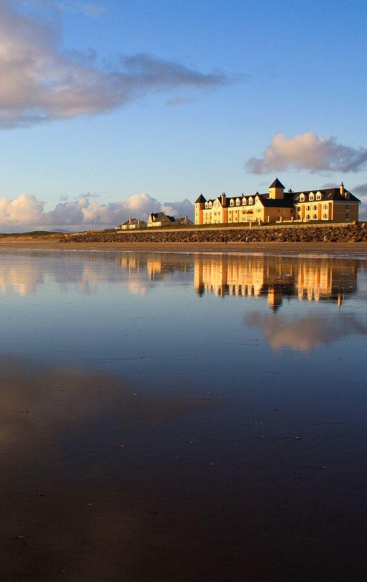The beauty of Rossnowlagh beach
