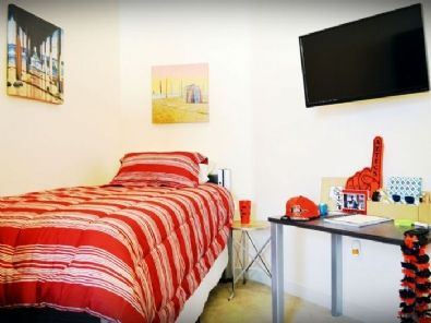 Check out this Suite Space at Suites on Paseo right across the street from San Diego State University!
