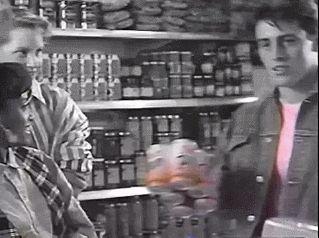 90-е 80-е годы коммерческие Джоуи Триббиани Мэтт ЛеБлан