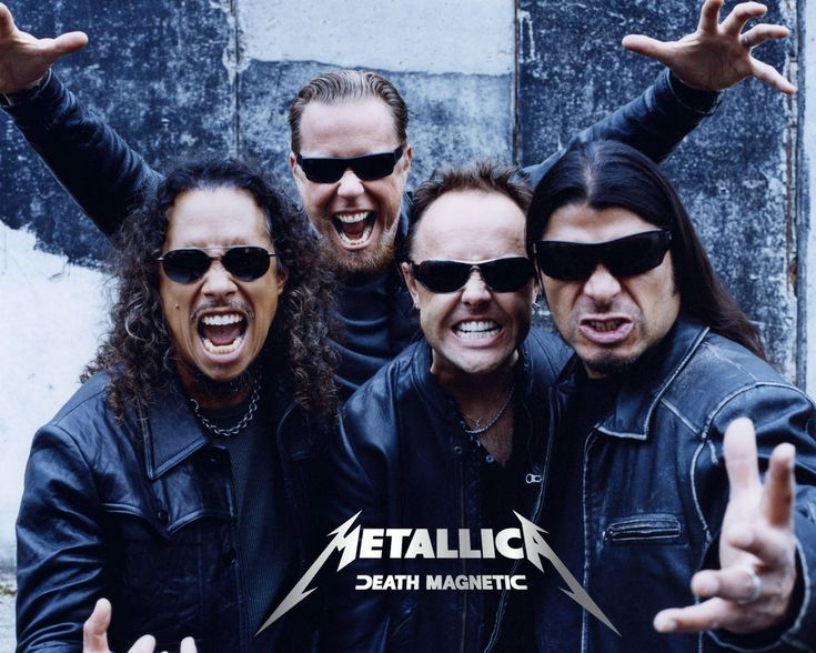 Rock Music Bands | Metallica Death Magnetic Rock Band 1280x1024 STANDARD