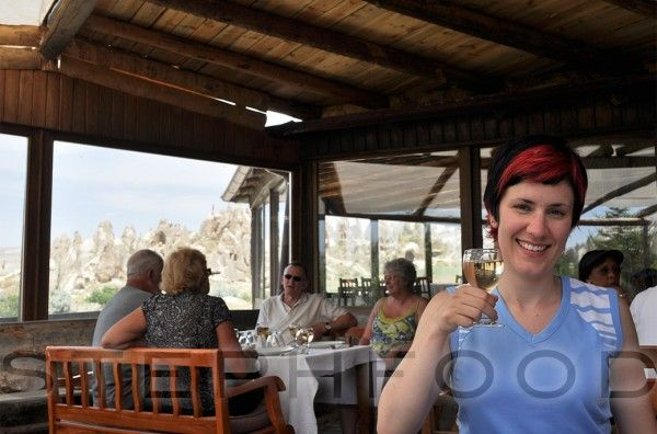 Stephfood.com > Cappadocian Cave Lunch (Turkish Food Log Pt. 1) The best food experience we had in Turkey.