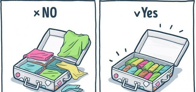 10 Excellent, Super Smart Tips For Packing Your Holiday Suitcase