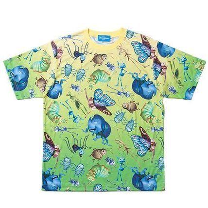 東京ディズニーリゾート バグズライフ 総柄 Tシャツ S〜LL
