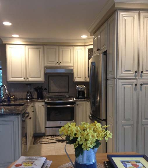 20 Best Painted Cabinets Images On Pinterest