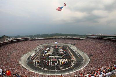 NASCAR Race - Bristol TN