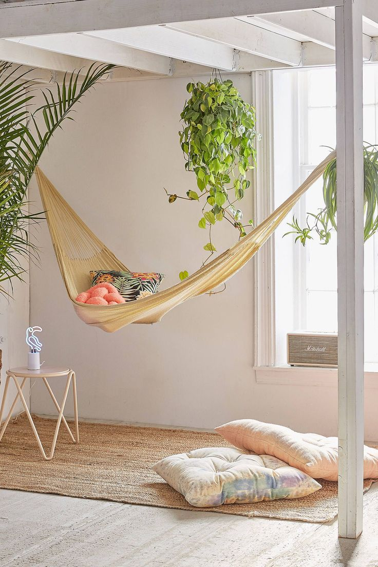 Shop Yellow Leaf Hammocks Natural Double Hammock at Urban Outfitters today. We carry all the latest styles, colors and brands for you to choose from right here.