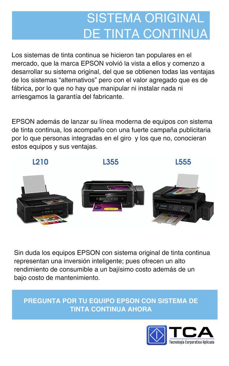 epson sistema de tinta continua 2