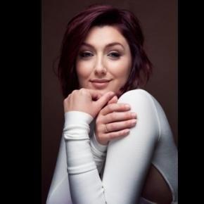 Actress Anastasia Baranova Photo courtesy of TJ Manou, used with permission