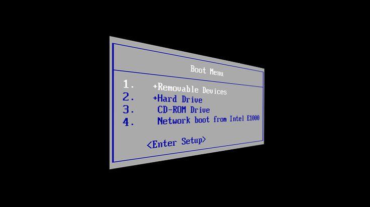 Με λίγες απλές ρυθμίσεις στο BIOS ή το UEFI μπορούμε να επιλέξουμε την εκκίνηση υπολογιστή από USB, DVD, ή CD.