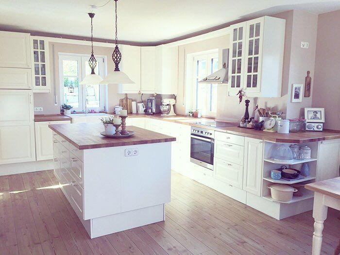 Man kann sagen, dass unsere Küche das Herzstück …