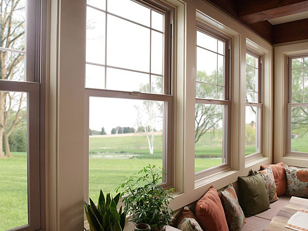 Milgard tuscany vinyl replacement windows are built to for All window replacements