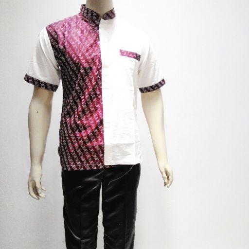 MODEL BATIK GAUL PRIA TERBARU KEREN BUAT ANAK MUDA yang pengin make batik tapi kuatir terlihat kaya bapak bapak