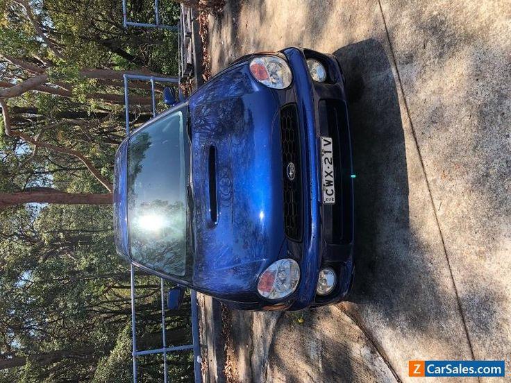 2002 Subaru WRX 174000km one year rego. perfect condition. #subaru #impreza #forsale #australia