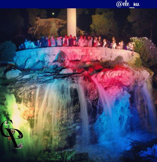 Fontana di santa maria di Leuca
