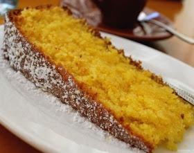 Thermomix -White orange Cake with Egg-Whites